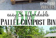 Garden - Compost Bins