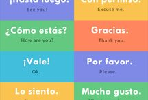 Spanish for beginners / A little help for those who are just starting to learn Spanish!