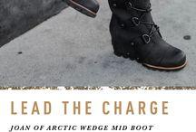 Winter skoene