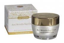 Zlatá rada - Gold Edition - Gold era of beauty / Zlato používala už Kleopatra. Užívajte si luxus, krásnu vôňu a fantastické zmeny, na vašej pokožke. Omladzujúci účinok je len jeden z mnohých :)