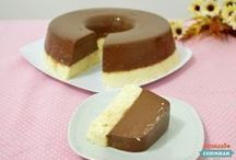 tortas pudim