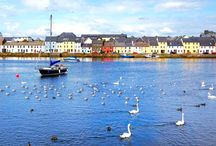 Galway / Ireland's 3rd largest city - with the heart of a village. West coast of Ireland and to the g Hotel, Galway city's only 5 star hotel & spa.