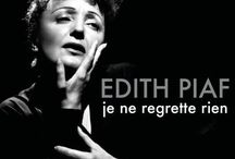 Edith Piaf, the one and the only <3