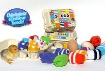 Soggs Yumurta Çoraplar / Minik bebeklerimiz için yumurta kutusunda rengarenk birbirinden güzel Taze Günlük yumurta çoraplar:)