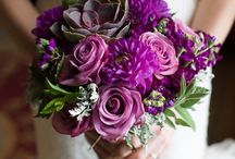 Flowers / Photographs of Bridal Bouquets and Wedding Flowers