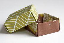 Box making / by Dorothy Shomin