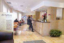 Hcc montsia / Situado en una zona privilegiada de Amposta, el hotel se encuentra ubicado en pleno centro de la ciudad, muy bien comunicado y cerca de uno de los lugares más bellos de Catalunya.