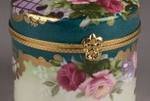 Trinket & Jewelry Box's