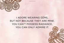 #BeTrue to Jewels of Wisdom