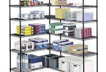 Home & Kitchen - Standing Shelf Units