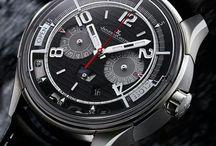 montres / Les montres