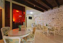 Κοινόχρηστοι χώροι ξενοδοχείου - Hotel common areas / Έπιπλα για κοινόχρηστους χώρους ξενοδοχείων κατασκευασμένα από την Tsigenis Woodcraft.
