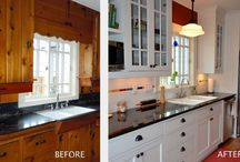 Kitchen Reno / by Poteau Pets