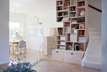 Półki salon