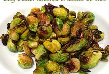 Recipes - Vegetable Side Dishes