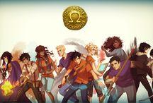 Percy Jackson | Heroes of Olympus | Viria | Art