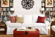Living Room Ideas / by Sarah McDonald