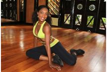 Tiffany Circle of Life Ab Workout / - This workout works your complete core abs, waist, lower back. The theme is to move your body in continuous motion allowing you to work all of the supporting and stabilizing muscles that make your abs look great!!
