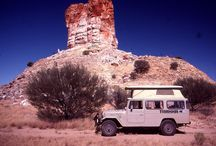Trakka history | exteriors / Campervans & motorhomes from 1973 onwards