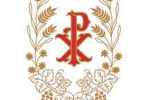 wzory szat liturgicznych