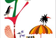 Olle Eksell - illustrations