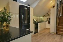 Kitchens At The Luxury Dog Friendly Quantock Cottages In Somerset England