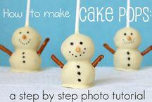 Cake pops / by Melinda Sheldon