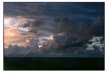 clouds / Wolkenlandschaften