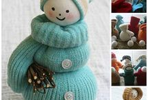 Christmas Craftiness / by Felicity Jordet