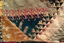 Crazy Quilts - Vintage