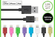belkin ベルキン Lightning ライトニング 8pin USB 充電&同期ケーブル
