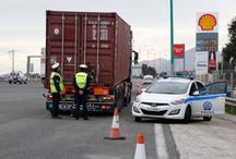 Έτσι θα κινηθούν το Πάσχα τα φορτηγά - Τα μέτρα της τροχαίας
