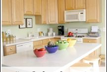 Cleaning / Tips and tricks for cleaning and decluttering