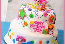 Birthday Party ideas / by Jennifer Johnson
