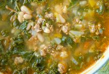 Soups / by Brenda Campbell