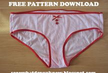 Free Sewing Patterns / by WeSewRetro