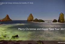 Merry Christmas and Happy New Year 2015. / Dall'associazione Sicily It e da etnaportal, giunga a tutti Voi, il Nostro Augurio di buone feste!