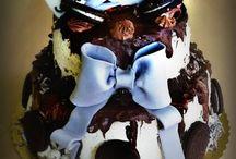 Rossetto&Cioccolato / Cake designer, baby party planner, allestimento  sweet table