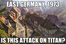 attack on titann !!