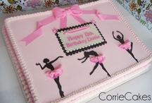 Cake Ideas / by Angela Barton