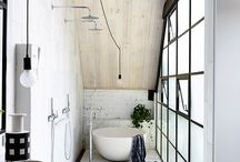 Bathrooms with Amazing Space