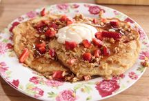 Breakfast & Brunch / A variety of recipes to use for breakfast or weekend brunch.