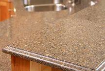 Kitchen - stone, tile