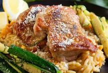 mmmm- blue apron recipes