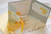 Wedding Invitations, name tags and other wedding printables