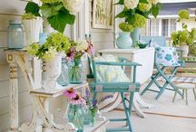 Decor styles - Shabby Chic