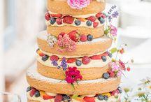 Hochzeit - Torte und Candybar
