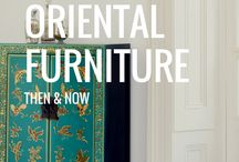 Oriental Interiors Blog / Learn about oriental interiors and chinoiserie trends with a look at some of the history, tips and inspirations behind chinese inspired interior design