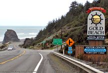 Gold Beach, OR / ONE OF MY FAVORITE PLACES / by Sherrill Larsen Braden