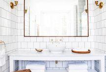 INTERIORS- bathrooms